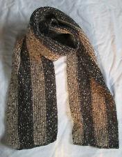 Sublime Echarpe en LAINE  majoritaire foulard TBEG  vintage scarf