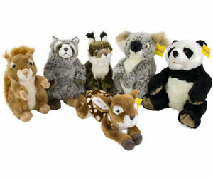 Squirrel Panda Lynx 27 Raccoon cm Sunkid peluche Koala Fawn SUzMjVpLqG