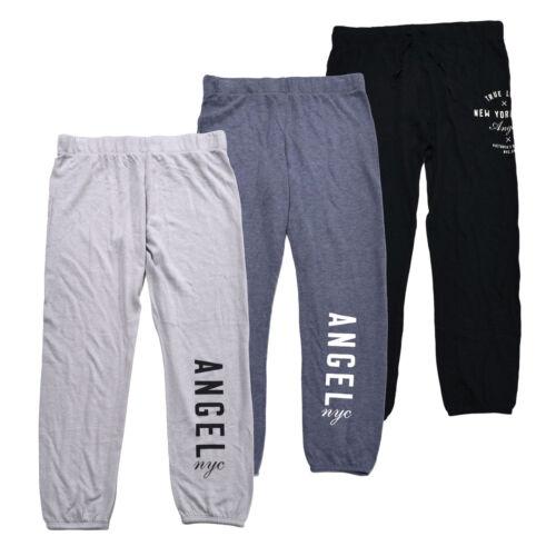 Victoria/'s Secret Sweatpants Gym Pant Angel Nyc Drawstring Slim Fit Lounge Vs