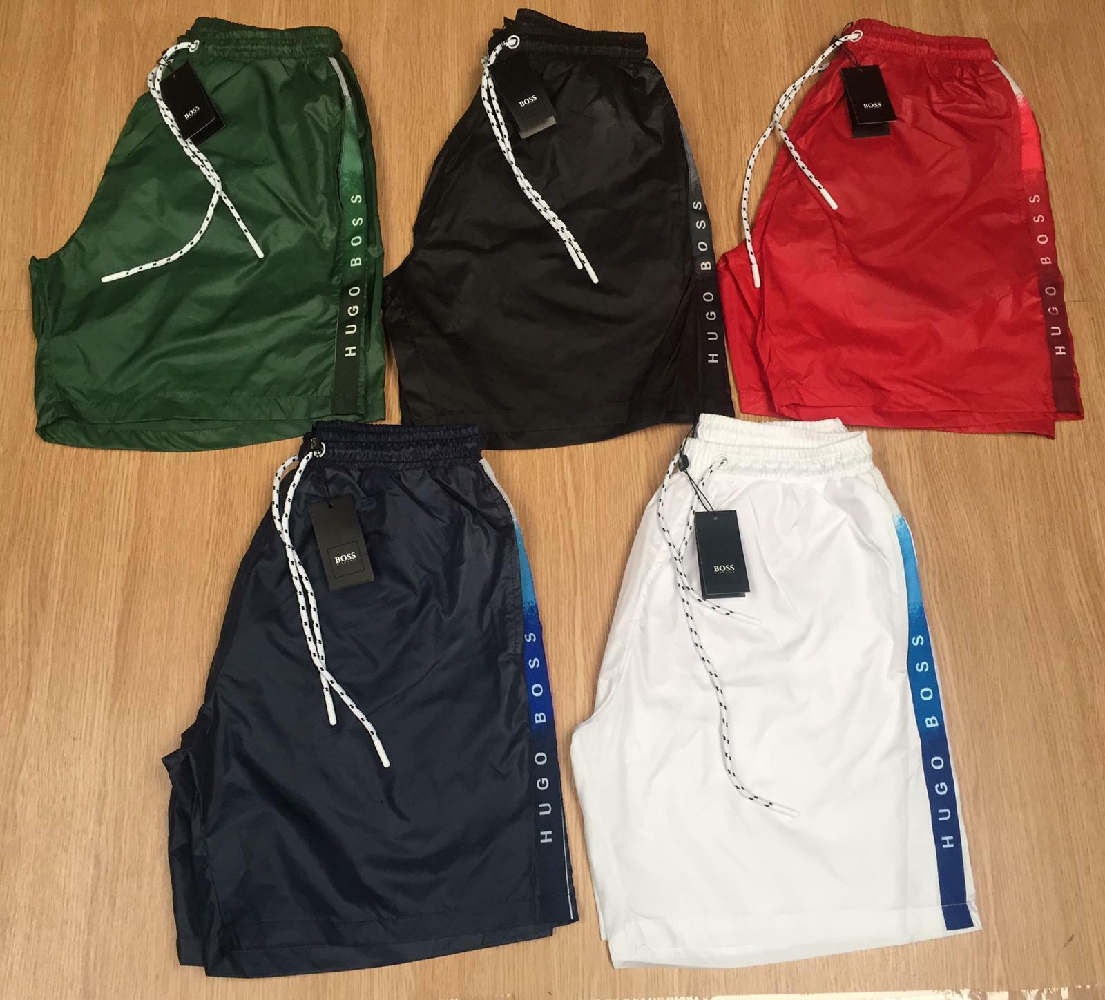 BNWT Hugo Boss Seabream Men's Swim Shorts, S, M, L, XL, 2XL and 3XL.