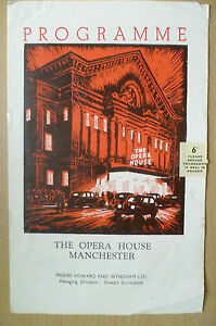 The Opera House Manchester 1950SWAN LAKEBOLEROTARANTELLAITALIAN SUITEFIESTA - <span itemprop=availableAtOrFrom>ilford, Essex, United Kingdom</span> - Returns accepted Most purchases from business sellers are protected by the Consumer Contract Regulations 2013 which give you the right to cancel the purchase within 14 days after th - ilford, Essex, United Kingdom