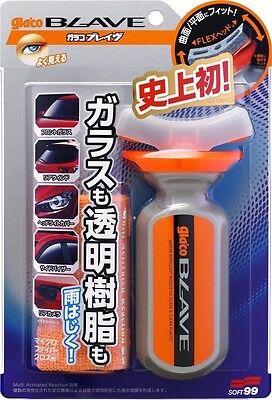 Soft99 Window Care Glaco Water Repellant BLAVE (Brave) 04953 JAPAN - NEW