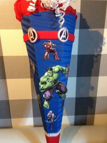 Schultüte Zuckertüte Avengers