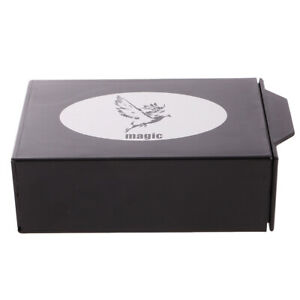 Magic-Magie-Box-Magische-Spielzeug-Trickkiste-Verschwinden-Schwarz