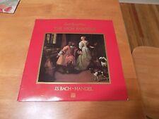 Time Life-The High Baroque-J.S. Bach~ 33RPM LP NM!!