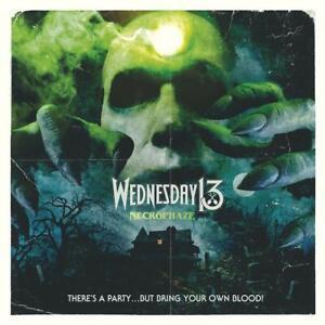 Wednesday-13-Necrophaze-CD-Sent-Sameday