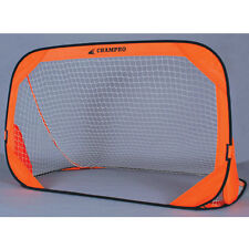 b46a97343 Champro Sports® Deluxe Fold-up Soccer Goal 6' X 4' - Includes Carry ...