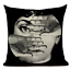 thumbnail 21 - Fornasetti Style Pillow Case Cover Sofa Home Textile Vintage Cushion Linen Decor