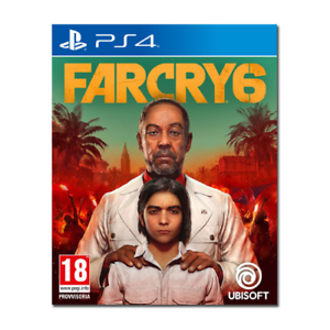 FAR CRY 6 PS4/PS5 IT