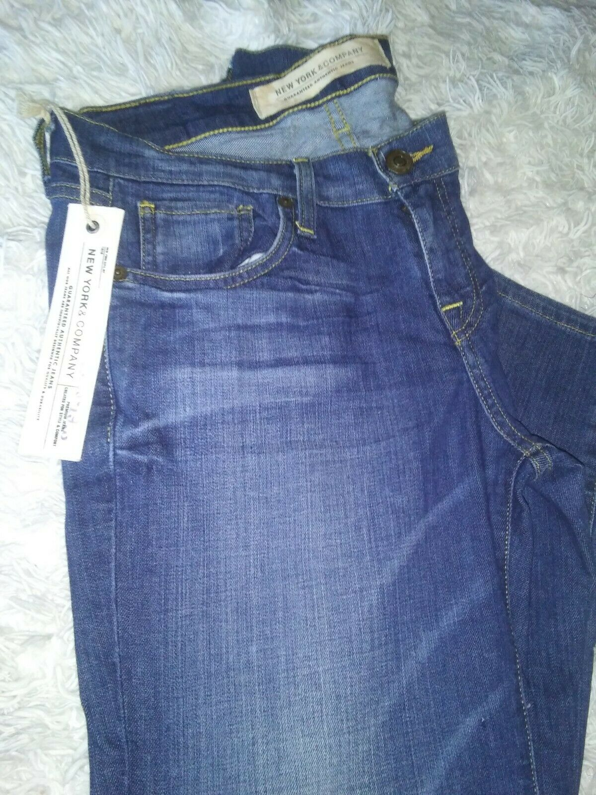 New York & Company jeansthis is your premium pencil jeans size 10 30