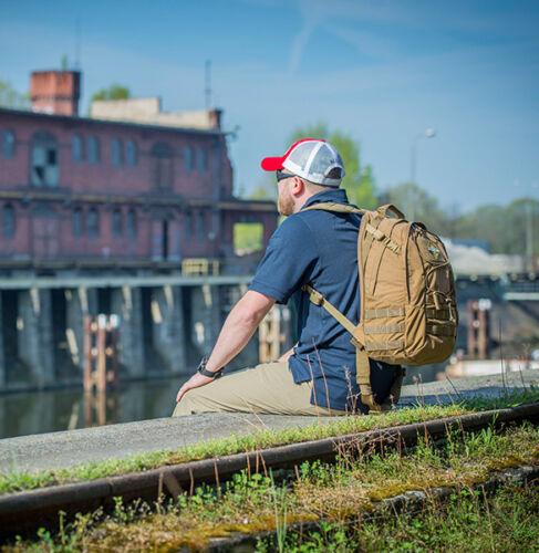 21l Rucksack Adaptive Green Cordura® Backpack Helikon Tex EDC Pack