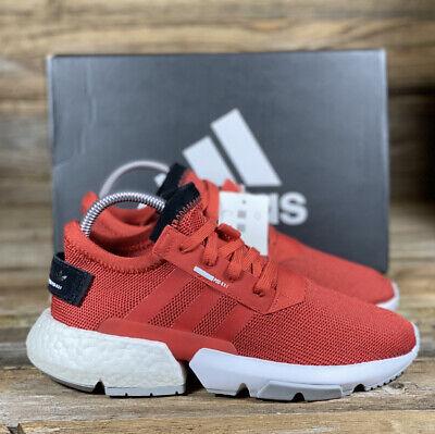 ADIDAS POD S3.1 Red Junior Trainers Running Athletic Shoes ( DB2891 ) NIB |  eBay