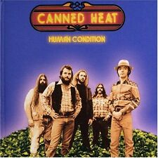 Canned Heat - Human Condition (2008)  CD  NEW/SEALED  SPEEDYPOST