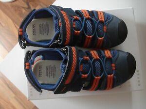 outlet store e5bc8 13919 Details zu GEOX Schuhe Gr: 32 Junge blau TOP Trekking Sandalen  Trekkingsandalen Geox Jungen