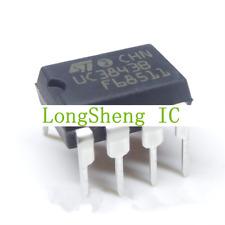2 x uc3843bn High Performance Current Mode controlador STM dip-8 2pcs