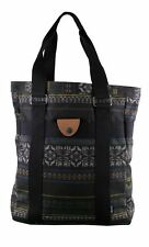 Bench Lexie-B Women's Shopping Tote Bag 40 cm Black Aztec Print 14x15x4 Purse