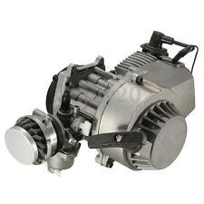 49cc Mini Motor Bike Quad Engine W/ Carburetor Pull Start Bell Clutch Air Filter