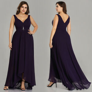 Ever-Pretty US Plus Size Women Cocktail Prom Gowns Formal Evening ... 96b7e1726