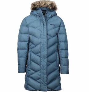 pour en duvet longue Varma veste femmes petit de taille Strollbridge Cloud 889169486753 Storm Marmot q6v6Xxza