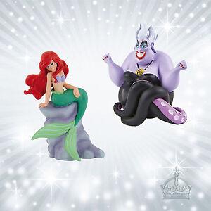 Bullyland Ariel Disney Ariel Mermaid Ursula Comic Deco Figurine