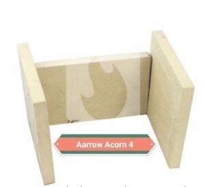 Aarrow-Acorn-4-vermiculite-Fire-Brick-Set