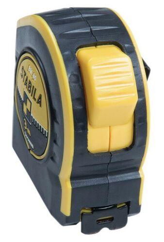 Stabila 17736 poches mètre BM 40 Double Côté échelle 3 m ruban à mesurer