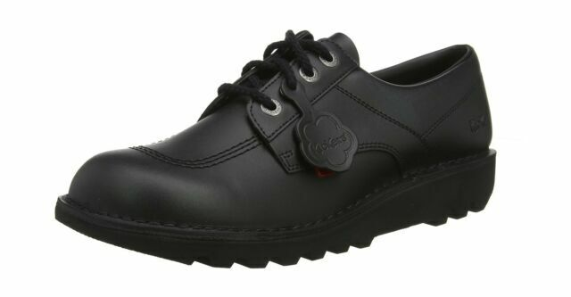 Kickers Kick Lo Core Lace-Up Shoes for