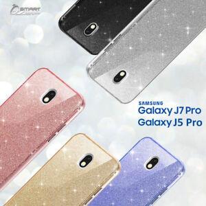 best website 2d831 72f22 Glitter Shining Bling TPU Jelly Gel Case Cover For Samsung Galaxy J5 ...