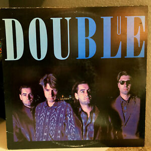 DOUBLE-Blue-The-Captain-Of-Her-Heart-12-034-Vinyl-Record-LP-EX