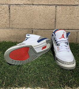Air Jordan 3 True Blue 2016 Size 15   eBay