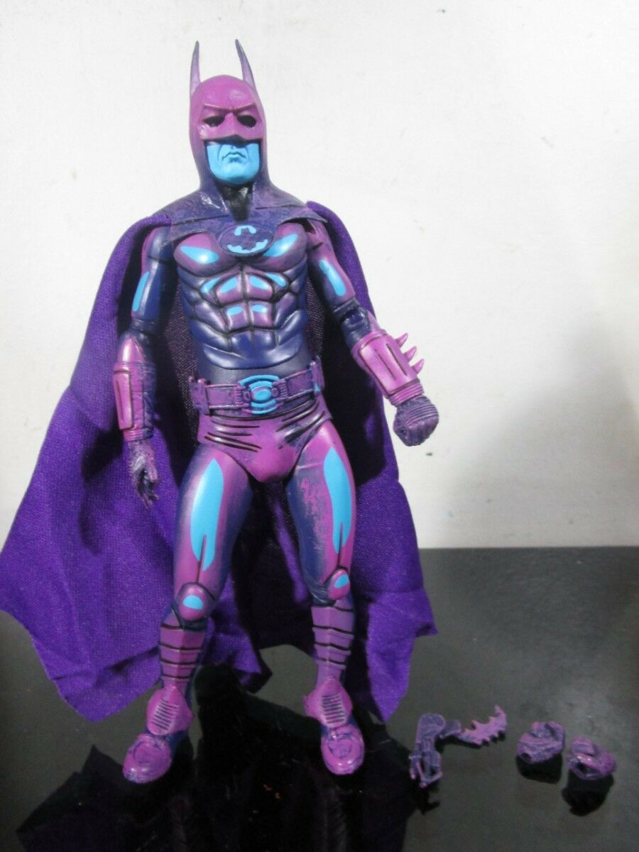 NECA Batman 1989 Video Game Appearance Action Figure Loose