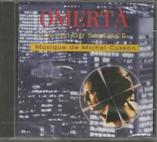 MICHEL CUSSON - Omerta' - UZEB CD OST 1998 SEALED