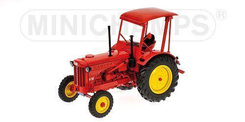 garantía de crédito Puertas entró Hanomag Hanomag Hanomag r35 granja tractor with roof 1955 rojo 1 18 Model 109153071  Envíos y devoluciones gratis.