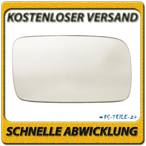 Außenspiegel Spiegelglas für VW POLO 1994-1999 rechts Beifahrerseite konvex