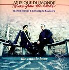 The Cannie Hour * by Joanne McIver/Christophe Saunière (CD, Aug-2011, Buda France)