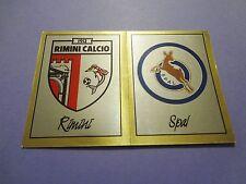 FIGURINE PANINI CALCIATORI SCUDETTO RIMINI-SPAL N.501 1987-88 87-88 NEW - FIO