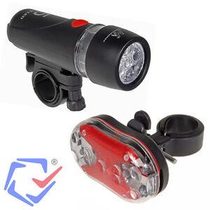 Set-Juego-de-luces-LED-para-bicicleta-Luz-delantera-y-trasera-Faro-Antorcha-Bici