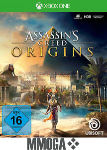 Xbox One - Assassin's Creed Origins Key - Microsoft Download Code EU/DE