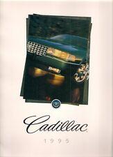 Cadillac Seville STS & Eldorado Touring Coupe 1995 Export Markets Brochure