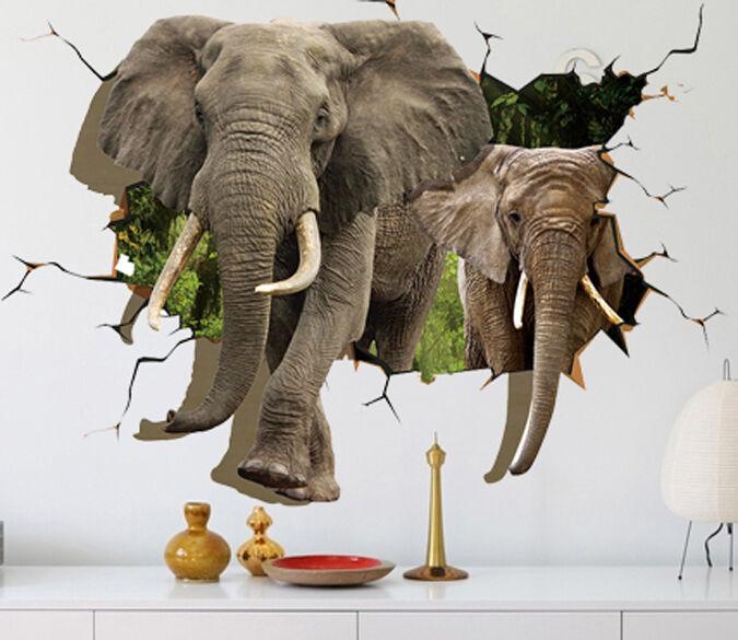 3D Animal picture 4580 Paper Wall Print Decal Wall Wall Murals AJ WALLPAPER GB