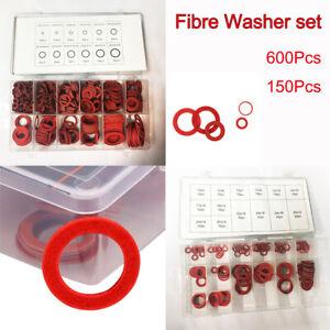 Fibre-Washer-set-600-150-Assorted-Fibre-Seals-various-sizes-Sealing-Washers