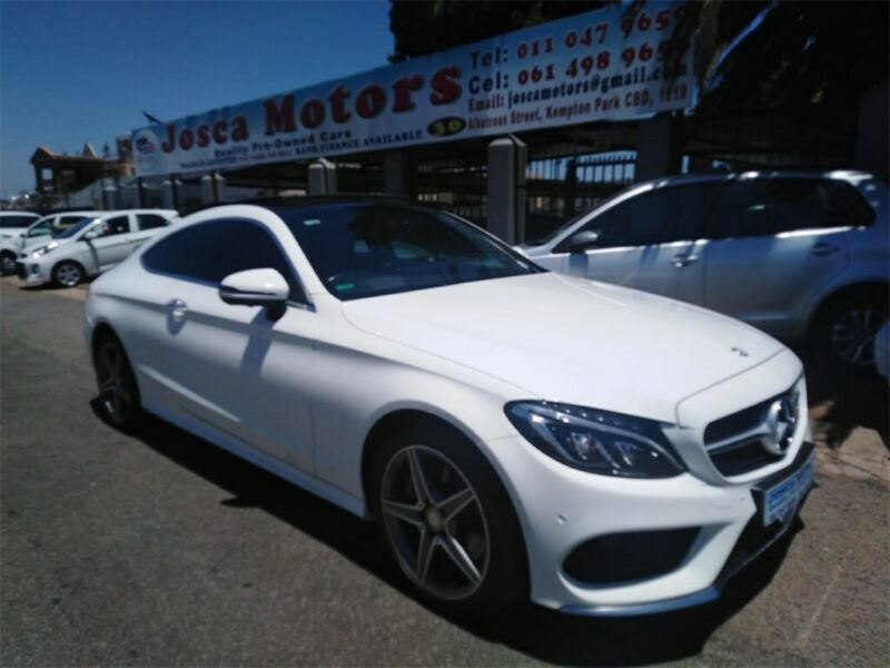 2016 Mercedes-Benz C 300 Coupe AMG 7G-Tronic for sale!