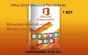 Microsoft-Office-2016-Professional-pro-Plus-32-64-Bit-Produkt-Key-Blitzversand