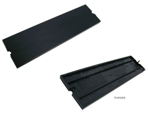 HP dc7600 5.25in Carbon Blank Filler Cover New 166775-003 166775-001 166775-002