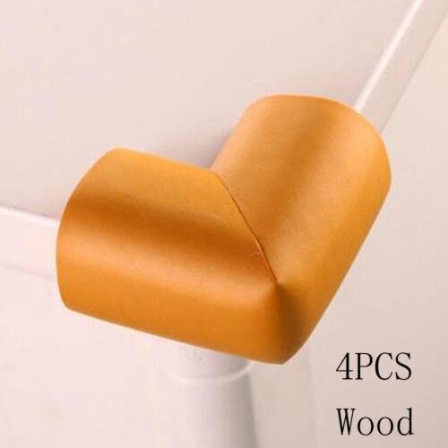 4PCS Soft Foam Sponge Corner Guards Edge Protection Table Corner Protector Tool