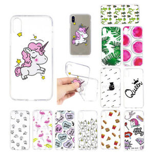 LFE-Ultra-Thin-Transparent-Cute-Printed-Soft-TPU-Back-Case-Cover-Skin-For-Phones