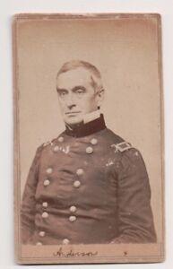 Vintage-CDV-Robert-Anderson-Union-General-American-Civil-War