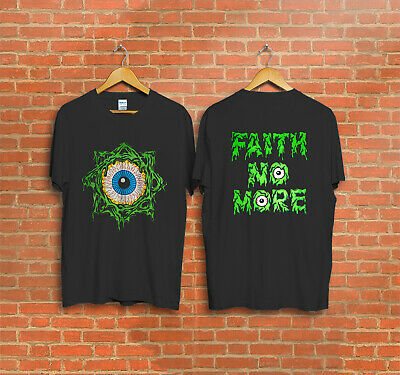 faith no more angel dust album tour 1992 Vintage Shirt Reprint Limited Edition