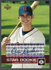 Chris-Durbin-2003-Upper-Deck-Prospect-Premieres-Autographs-Card-P-19