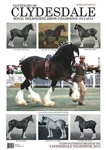 2015 Clydesdale Year Book